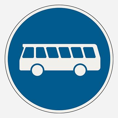 Vyhradený pruh pre verejnú dopravu