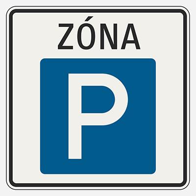Parkovacia zóna