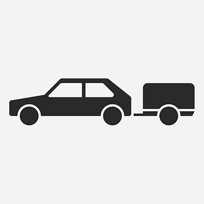 Osobné vozidlá s prívesom