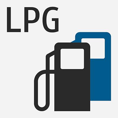 Čerpacia stanica stlačeného kvapalného plynu (LPG)
