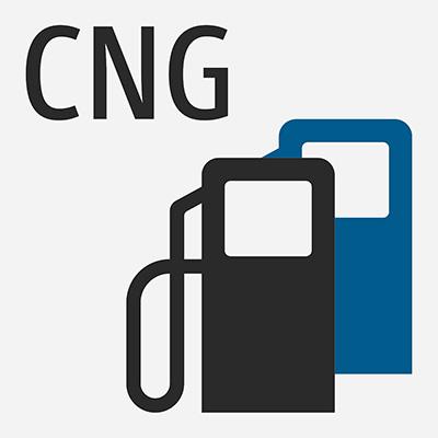 Čerpacia stanica stlačeného prírodného plynu (CNG)