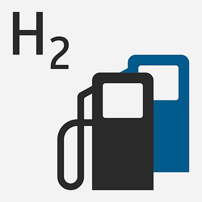 Čerpacia stanica kvapalného vodíka (H2)